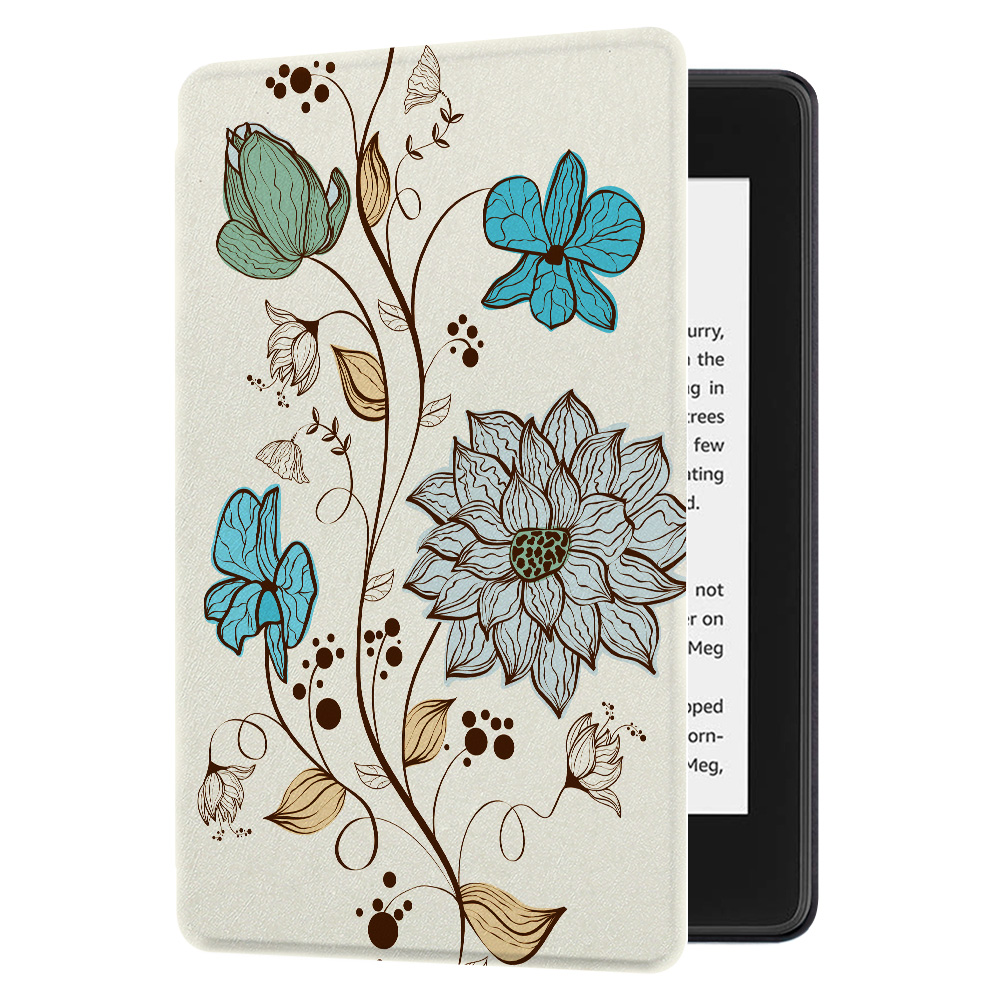 fits All Paperwhite Generations Prior to 2018 Huasiru Painting Case for Kindle Paperwhite Will not fit All-New Paperwhite 10th Generation Kitten